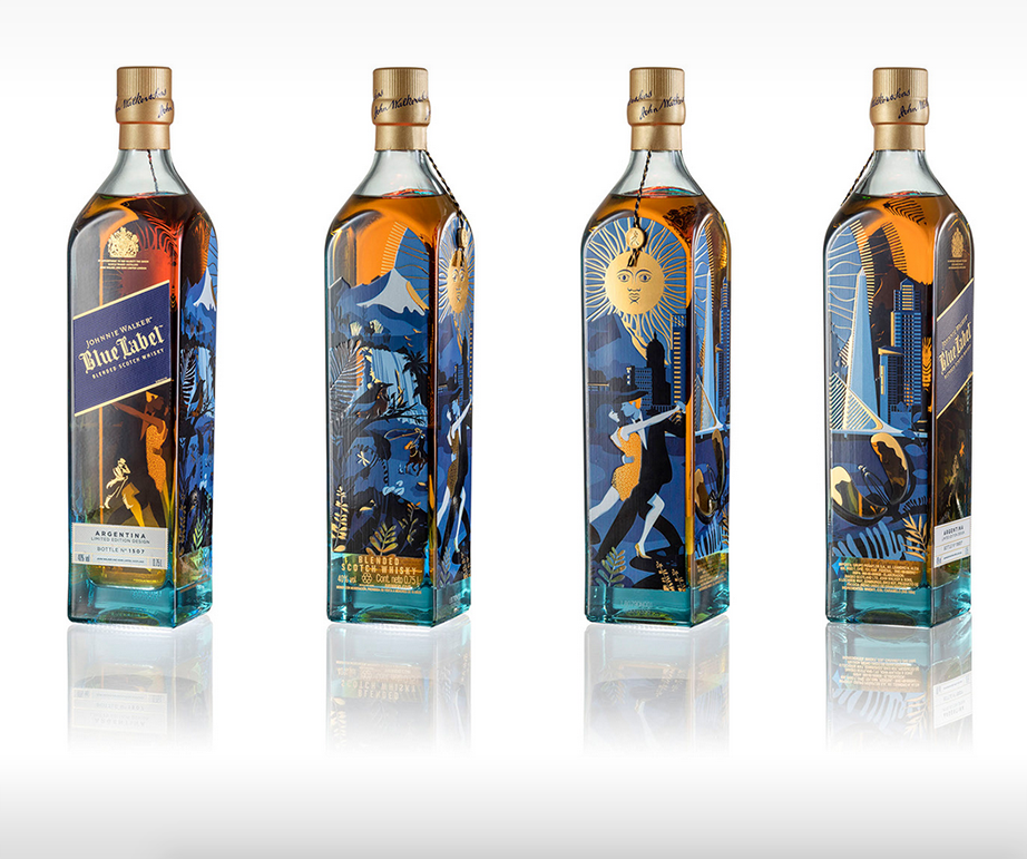 Johnnie Walker Blue Label Special Edition