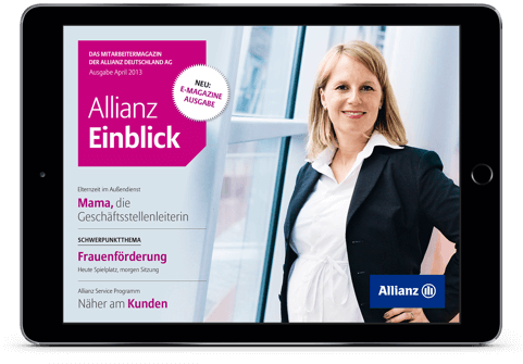 Allianz E Magazin 02
