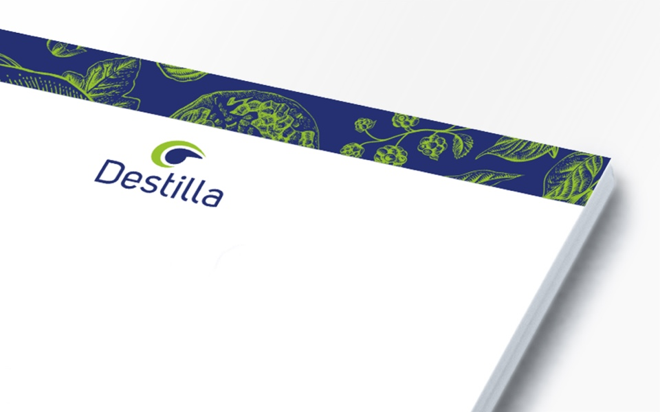 Destilla Corporate Design 03