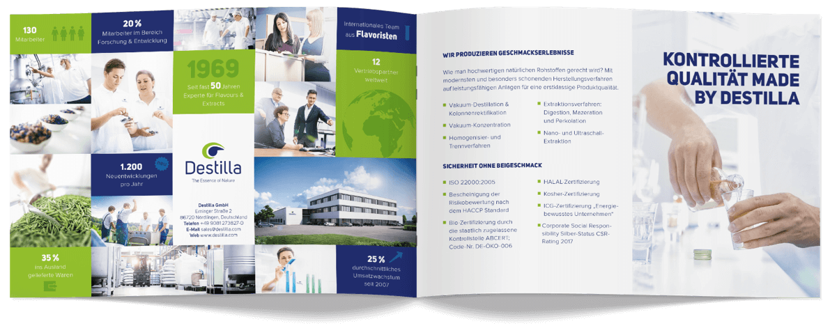 Destilla Corporate Design 07