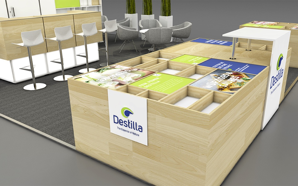 Destilla Messestand 02