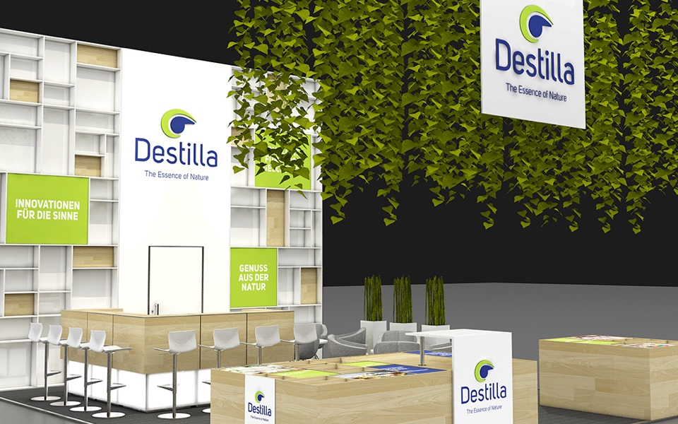 Destilla Messestand 05