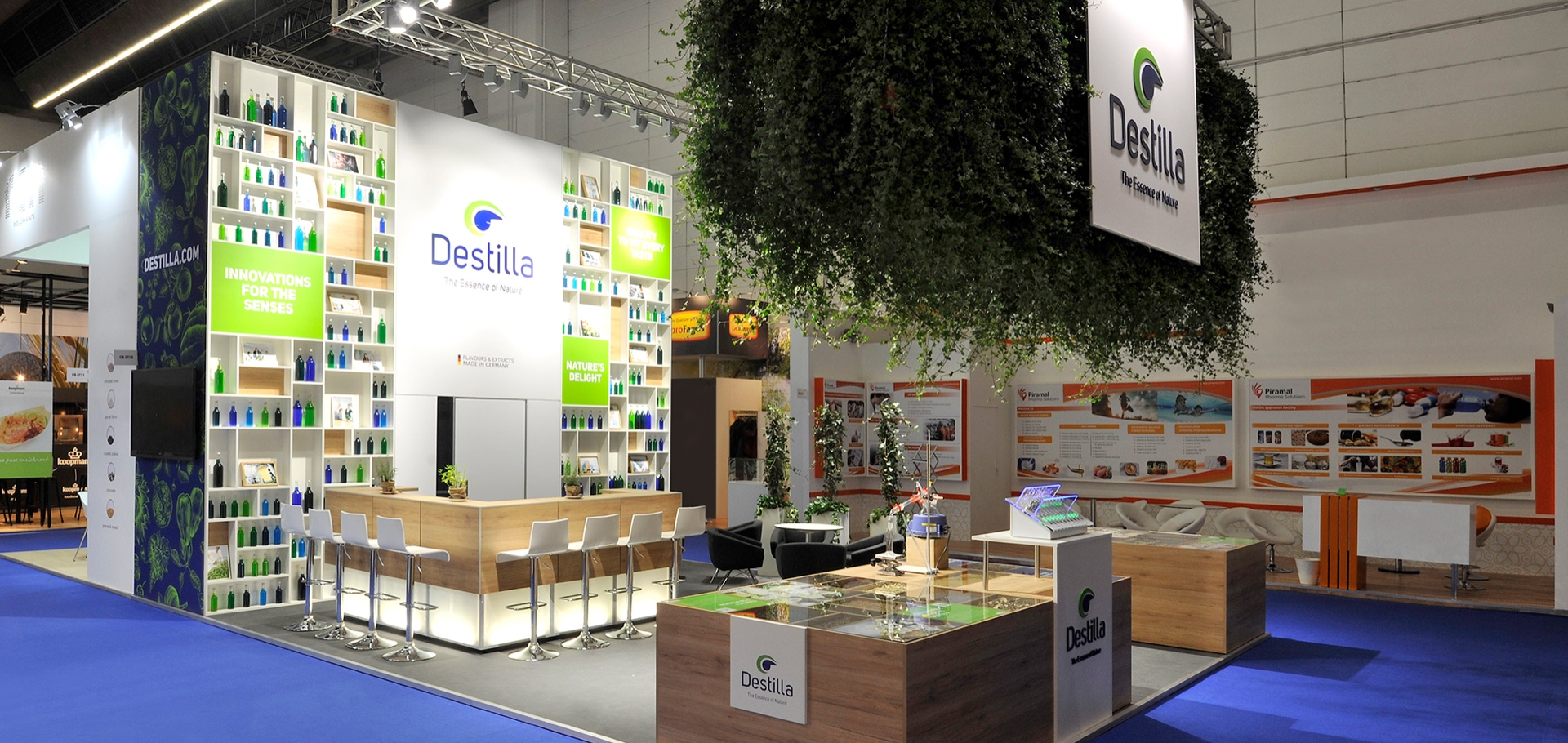 Destilla Messestand 07