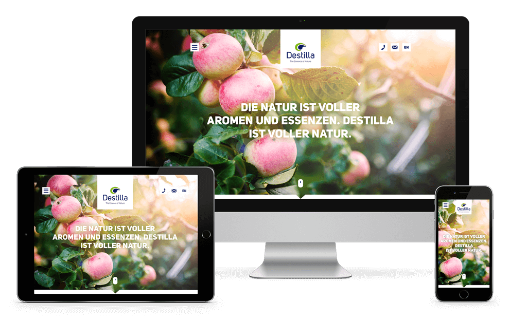 Destilla Website 02